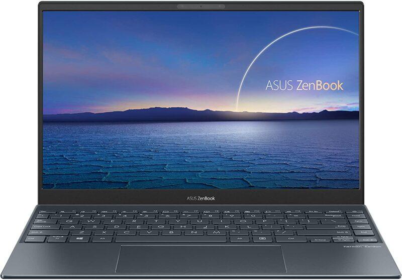 ASUS ZenBook 13 UX325EAノートパソコンのスペック